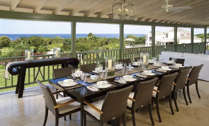 Villa in Barbados