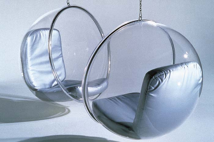 Bubble chairbyEero Aarnio
