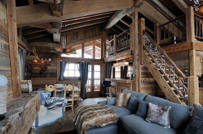 Ski Chalets For Sale In Courchevel