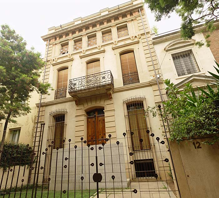 Modernist Mansion in Barcelona (1)