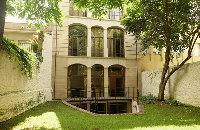 Modernist Mansion in Barcelona (4)