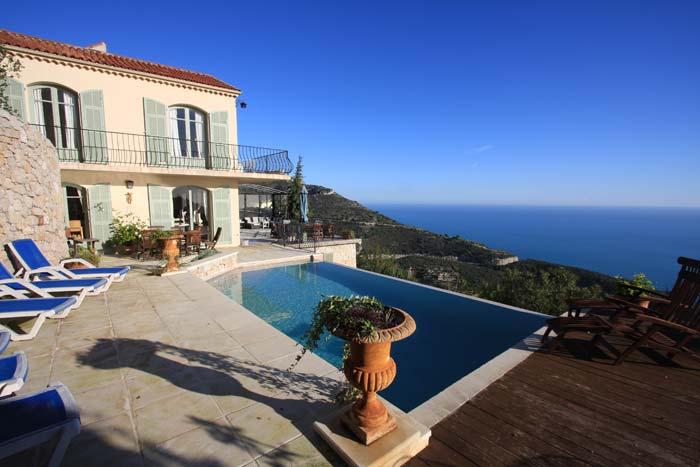 Villa in Eze, French Riviera (2)