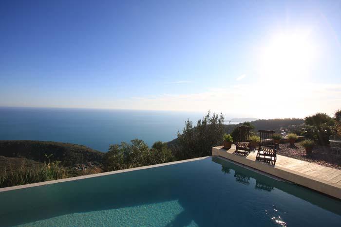 Villa in Eze, French Riviera (1)