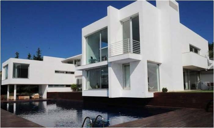 Modern villa in Costa Maresme, Spain (9)
