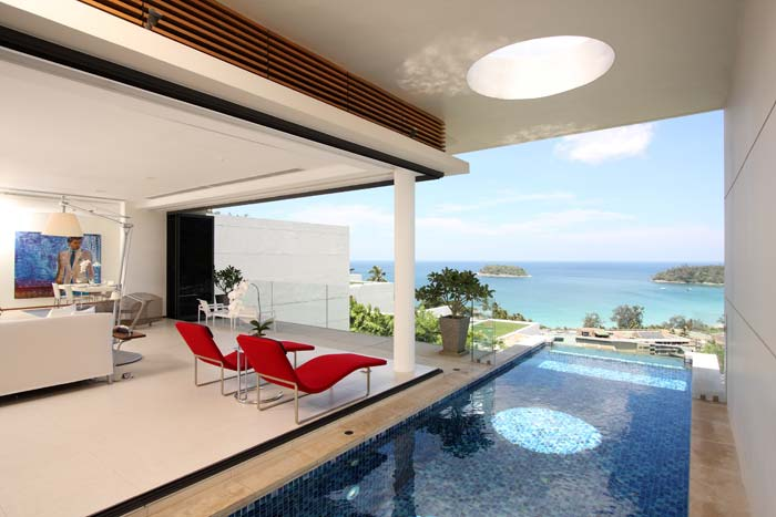 Luxury Penthouse Apartment In Phuket Thailand For Sale