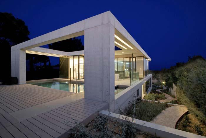 Modernn villa in Mallorca, Spain (3)