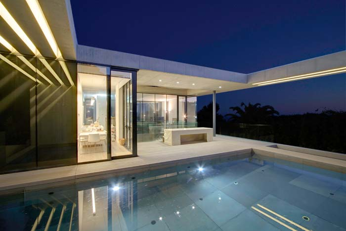 Modernn villa in Mallorca, Spain (4)