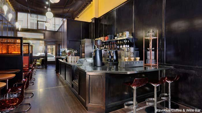 Mavelous Coffee & Wine Bar, San Francisco
