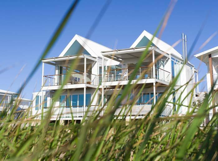 beach house on Australia's Gold Coast