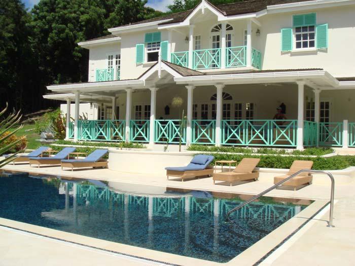 Luxury villa in Barbados (2)