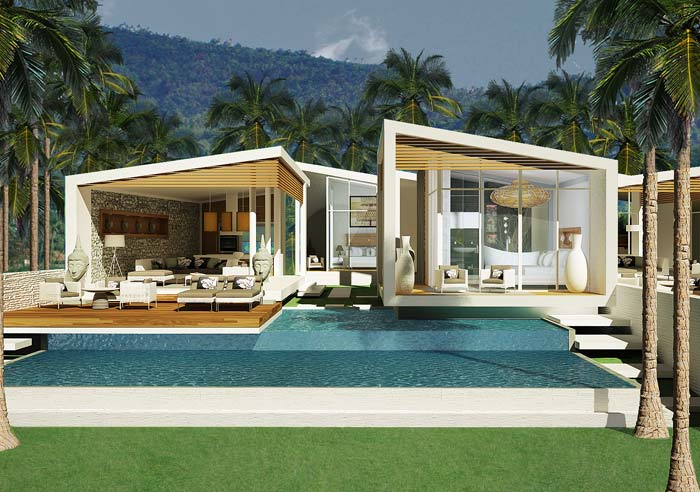 Villa in Koh Samui (1)