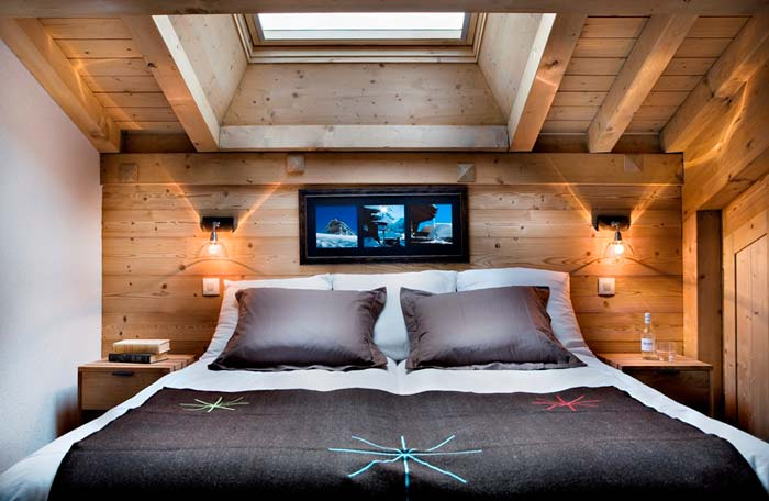 Apartment in Les Gets, French Alps (9)