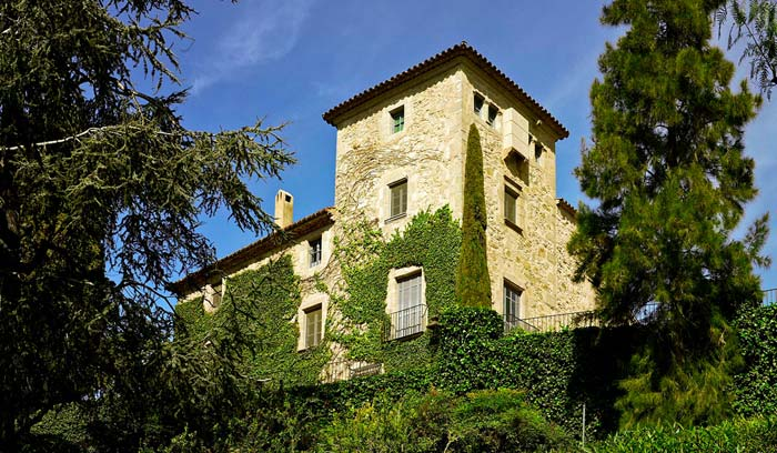 Country mansion in Costa Maresme