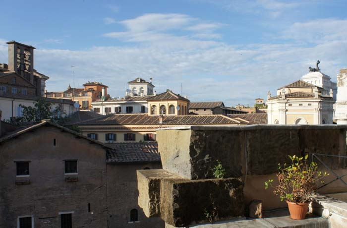 Private palace in Rome (4)