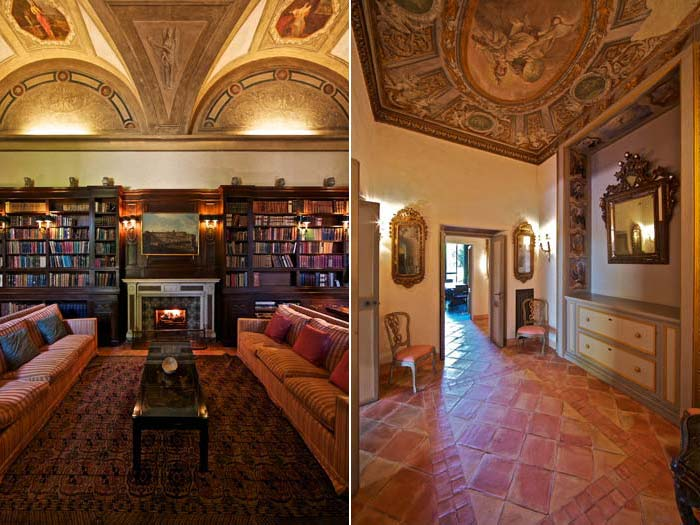 Private palace in Rome (3)