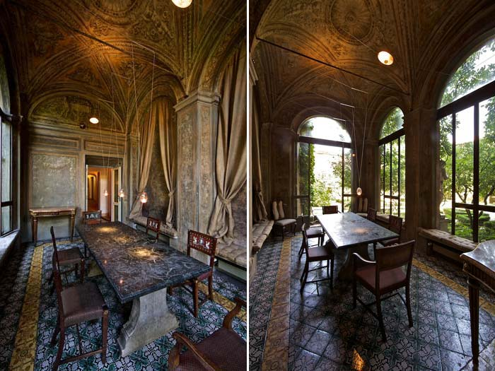 Private palace in Rome (2)