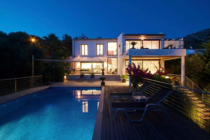Villa in Puerto Alcudia Mallorca (1)