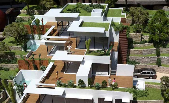 New apartments in Valbonne (2)