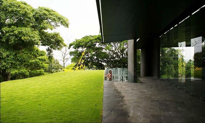 Minimalist Home Santa Ana Costa Rica (4)