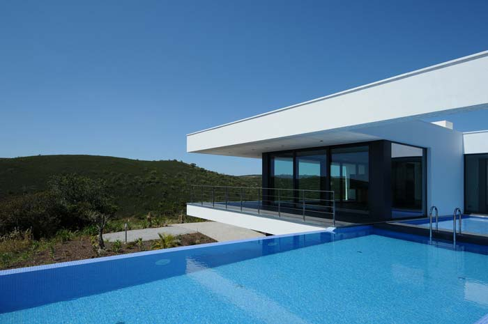 Modern country villa Algarve (8)
