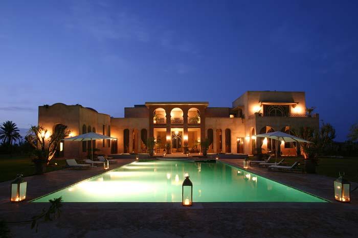 Marrakech Villa (1)