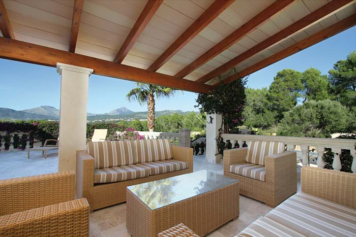 Luxury mallorca real estate modern country house for sale for Real estate mallorca