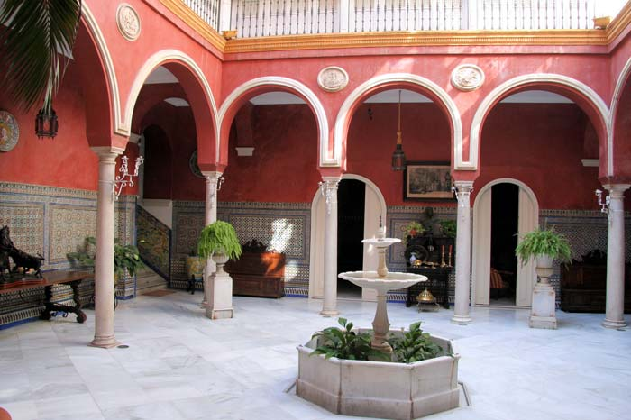 Mansion house in Seville (6)