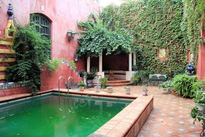 Mansion house in Seville (15)