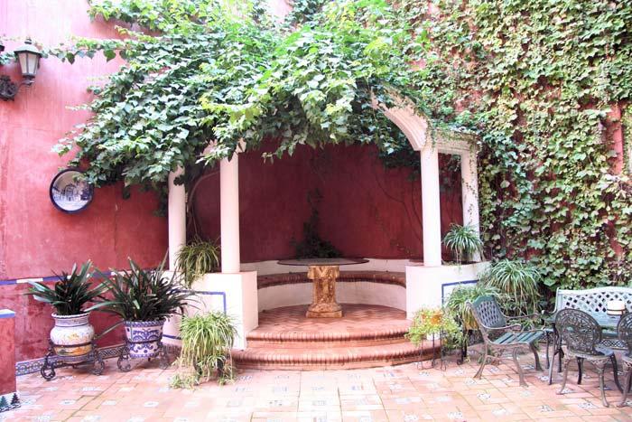 Mansion house in Seville (2)