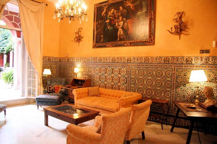 Mansion house in Seville (3)