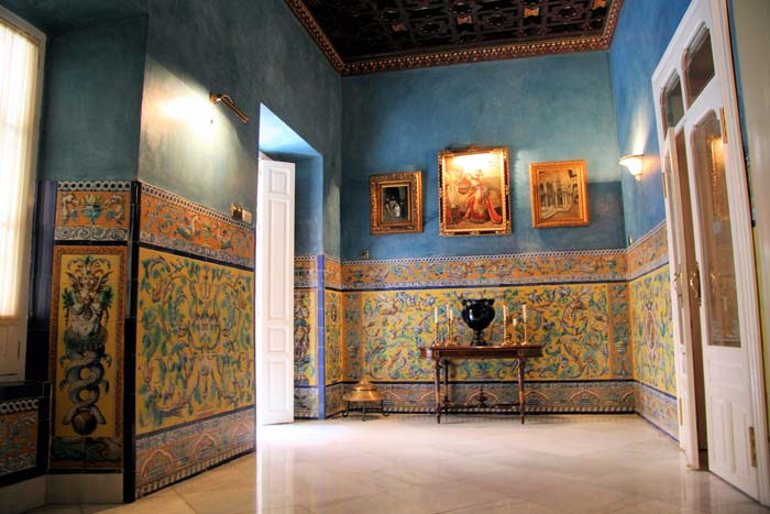 Mansion house in Seville (4)
