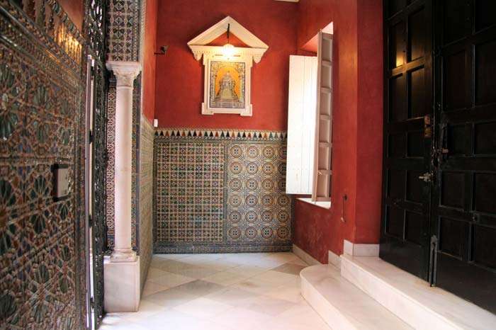 Mansion house in Seville (7)