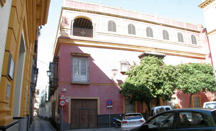 Mansion house in Seville (8)