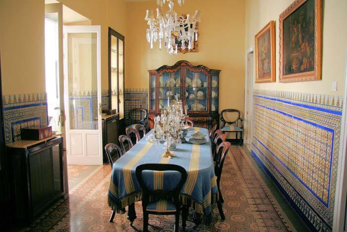 Mansion house in Seville (9)