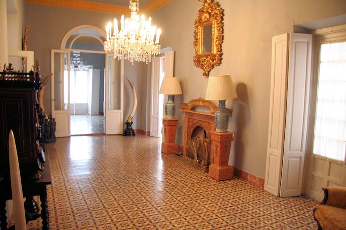 Mansion house in Seville (11)