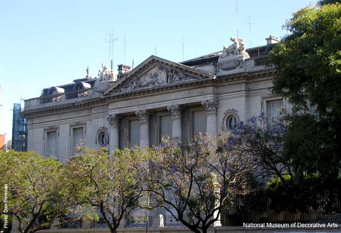 National Museum of Decorative Arts Buenos Aires