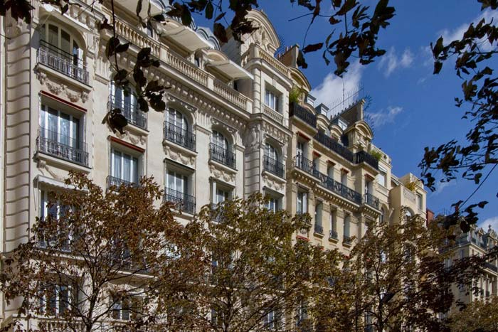 Prestigious Paris apartment in classic Haussman building (1)