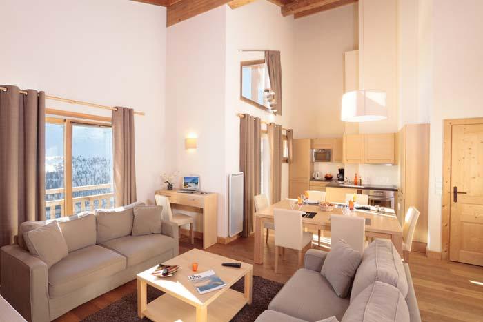 Luxury Ski Apartments Flaine, French Alps (1)