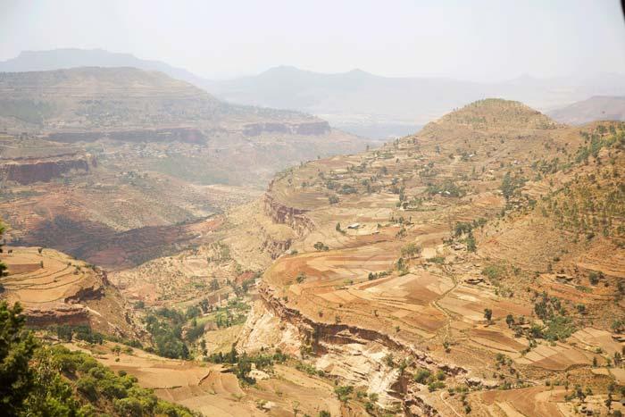 Simien-Mountains