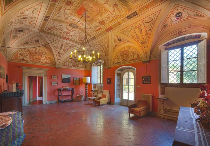 Castle in Florence Italy (3)