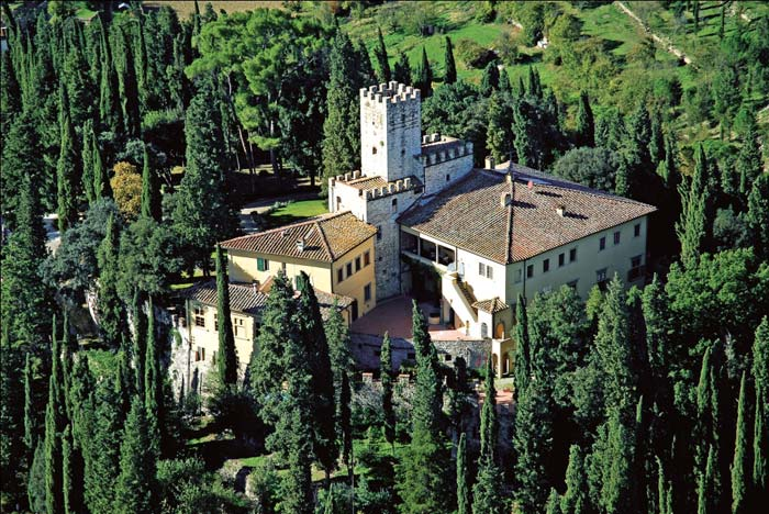 Castle in Florence Italy (12)