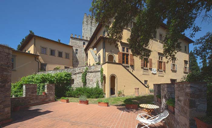 Castle in Florence Italy (10)