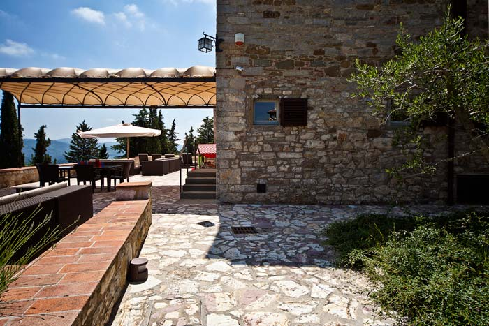 Luxury apartment in Chianti Tuscany (6)