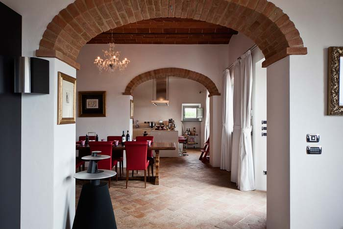 Luxury apartment in Chianti Tuscany (5)