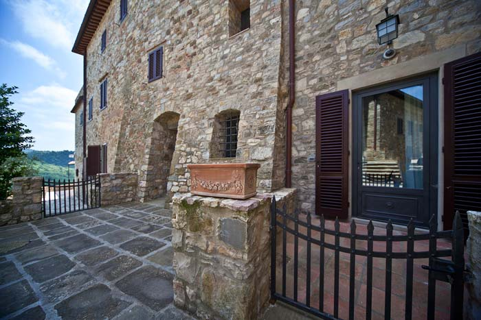 Luxury apartment in Chianti Tuscany (1)