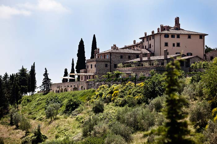 Luxury apartment in Chianti Tuscany (12)