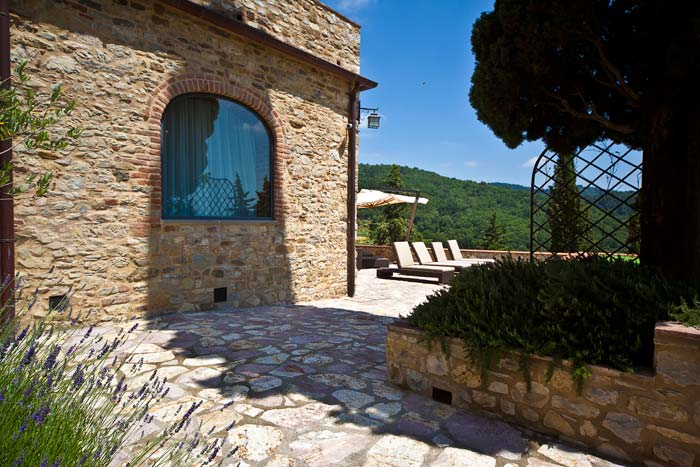 Luxury apartment in Chianti Tuscany (11)