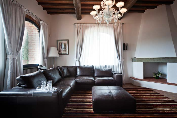 Luxury apartment in Chianti Tuscany (8)