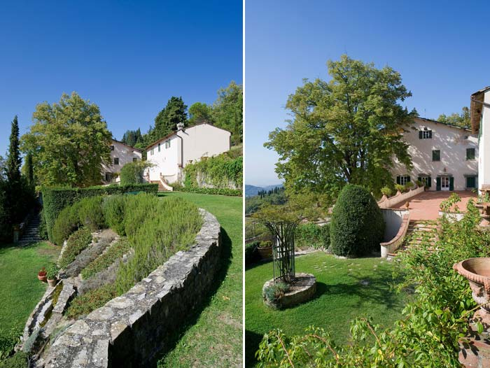 Country estate in Fiesole Tuscany Italy (4)