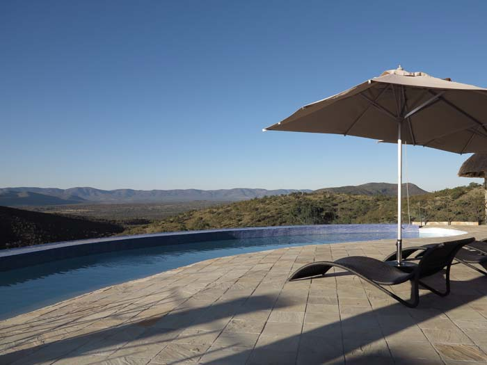 Private game lodge in South Africa (2)